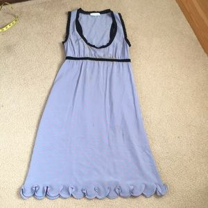 Prada Silk Racerback Dress